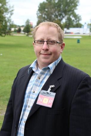 Trevor Holliday